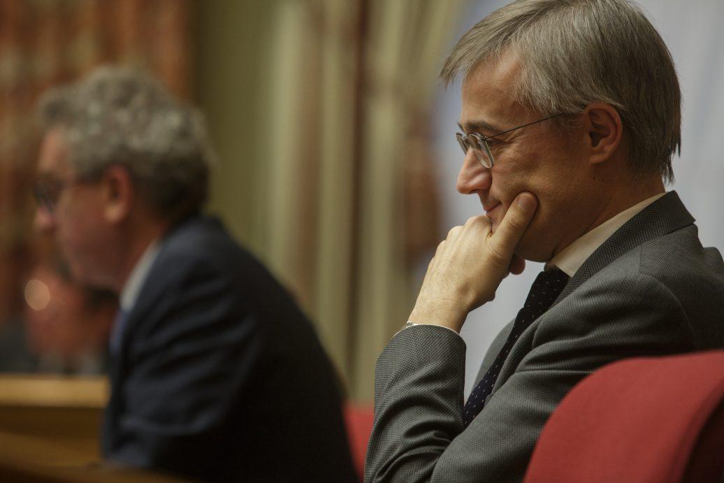 Justizminister Felix Braz