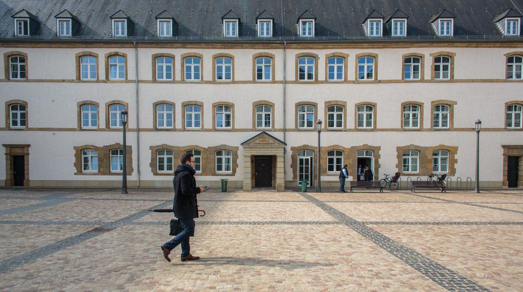 Bezirksgericht Luxemburg