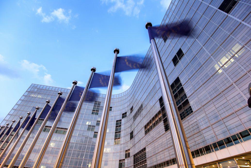 Sitz der EU-Kommission