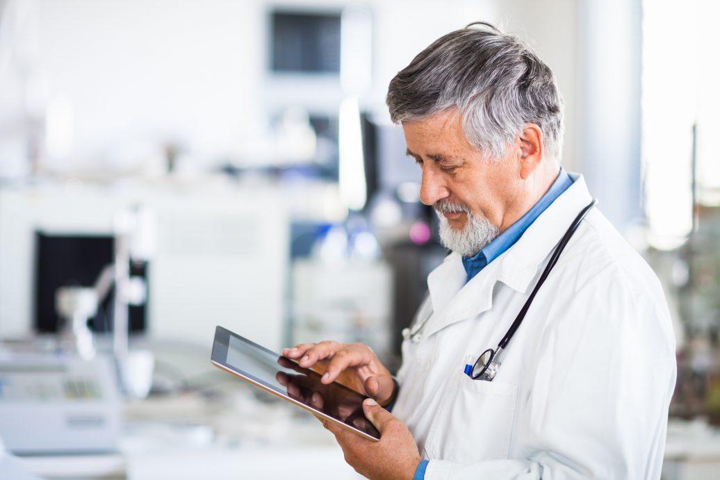 Der Arzt und die Patientenakte