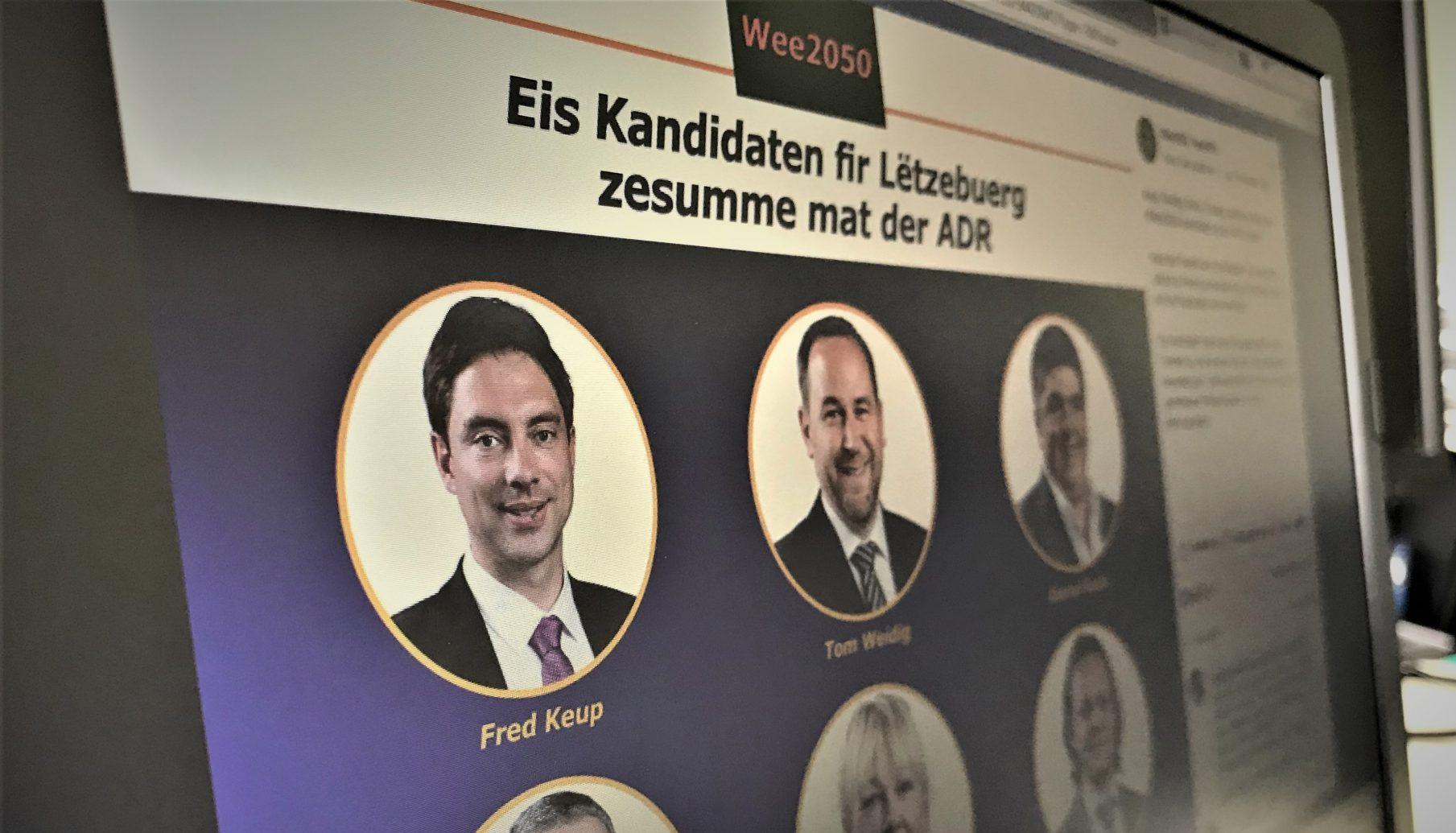 Rechtspopulismus in Luxemburg: Wehret den Anfängen - REPORTER