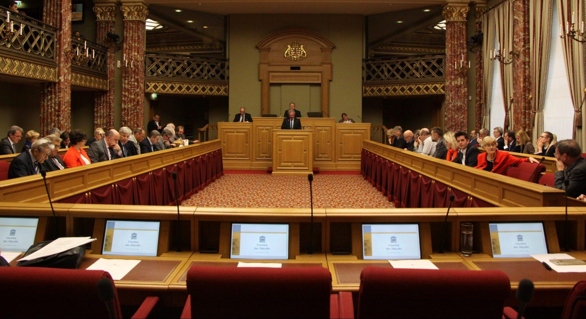 Nebenjobs von Abgeordneten: Reding, Wolter, Gloden und Roth unter den Topverdienern - REPORTER