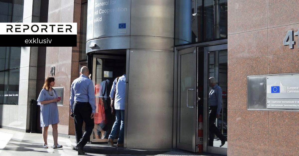EU-Kommission: Junckers Mitarbeiter zweiter Klasse - REPORTER