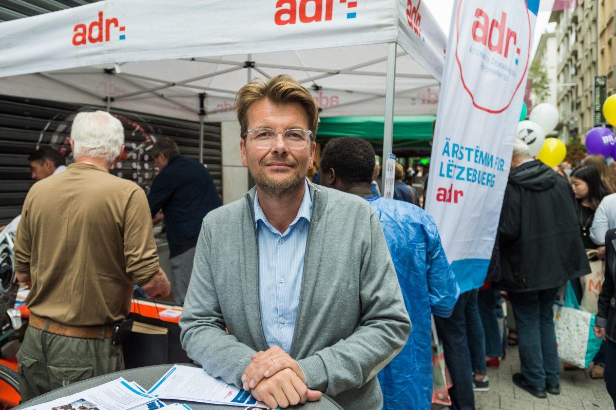 """ADR-Kandidat Dan Hardy: De """"klenge Mann"""" vun RTL - REPORTER"""