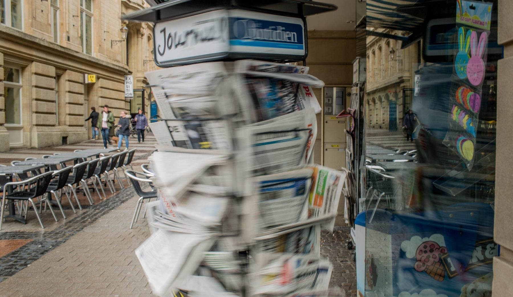 Kommentar: Warum Journalismus etwas kostet - Reporter.lu