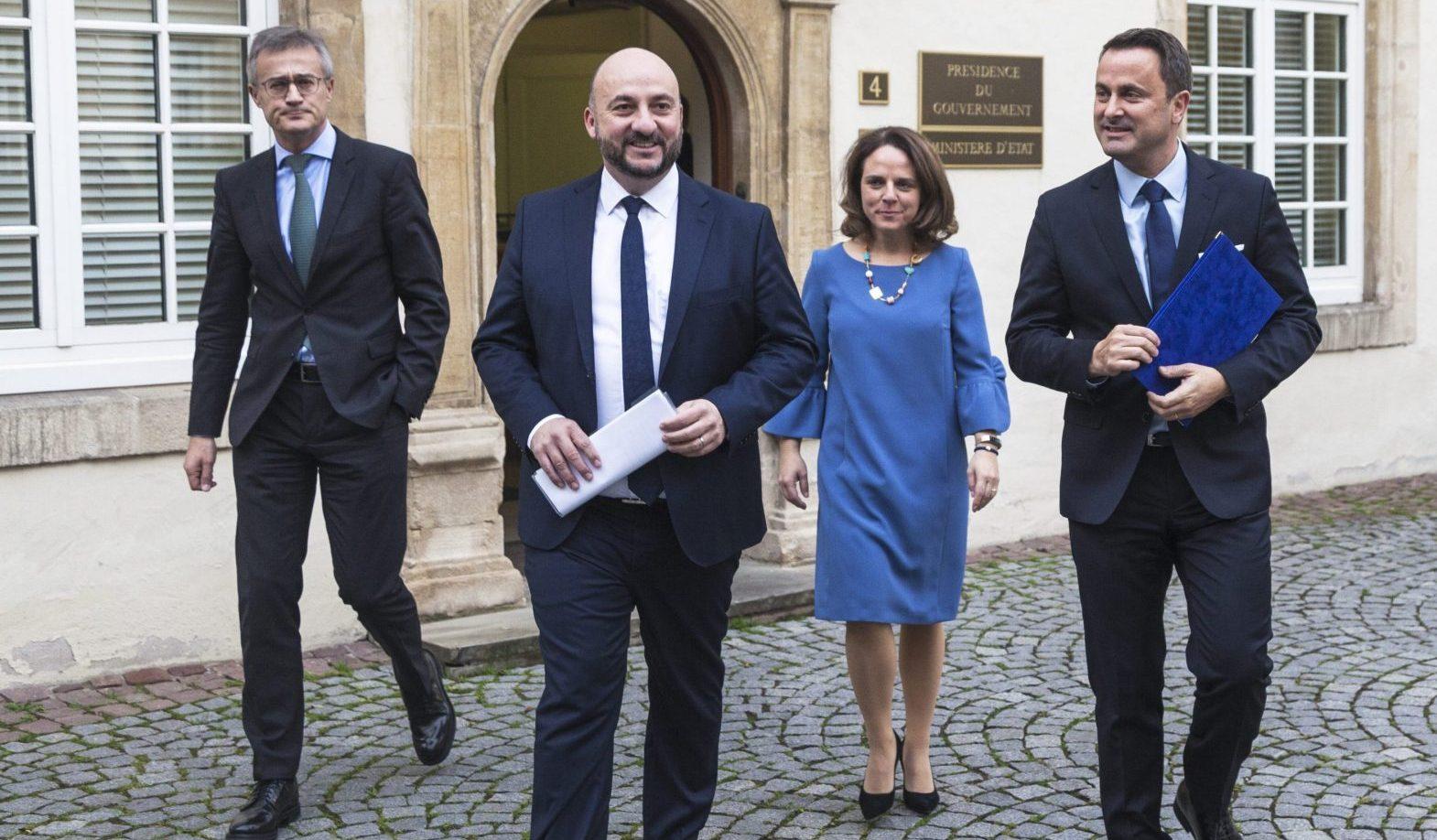 Blau-Rot-Grün baut Beamtenstaat aus - Reporter.lu