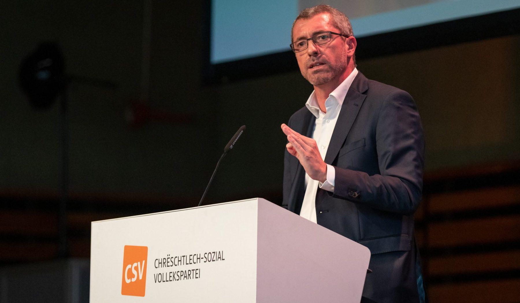 Die CSV in der Ära Engel: Eine Partei vor der Zerreißprobe - Reporter.lu