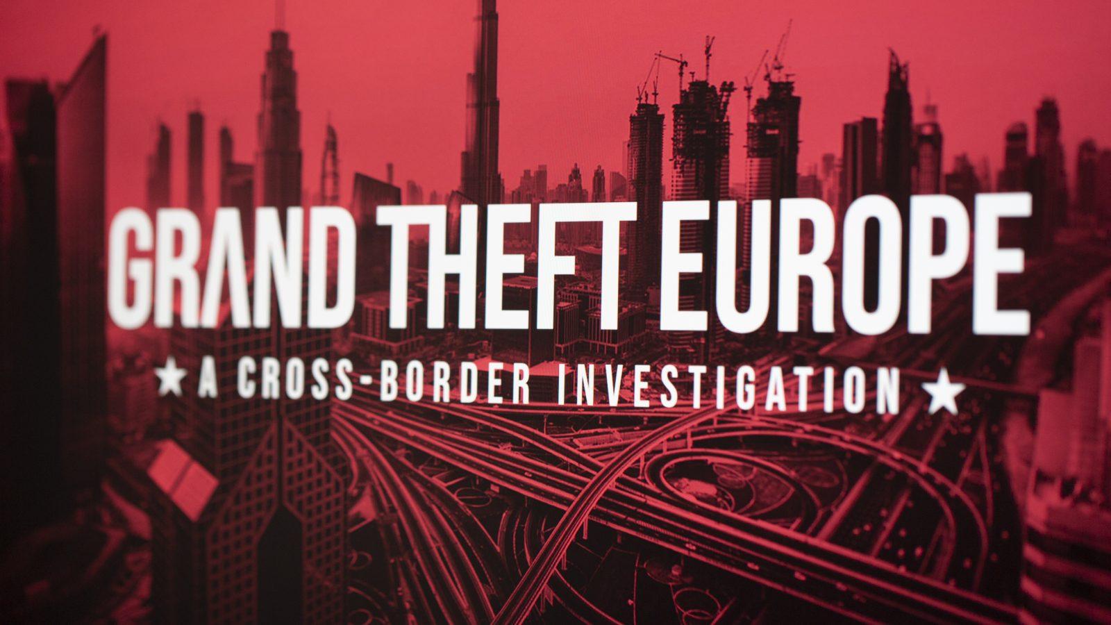 Dossier: Grand Theft Europe - REPORTER