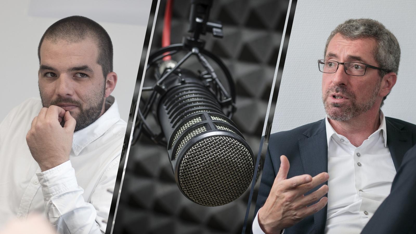 """REPORTER Podcast: """"Ein anormaler demokratischer Zustand"""""""
