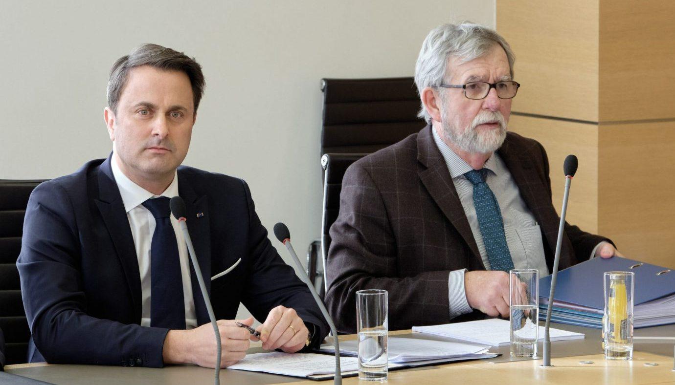 Umsetzung des Waringo-Berichts: Monarchie-Reform ist Chefsache - Reporter.lu