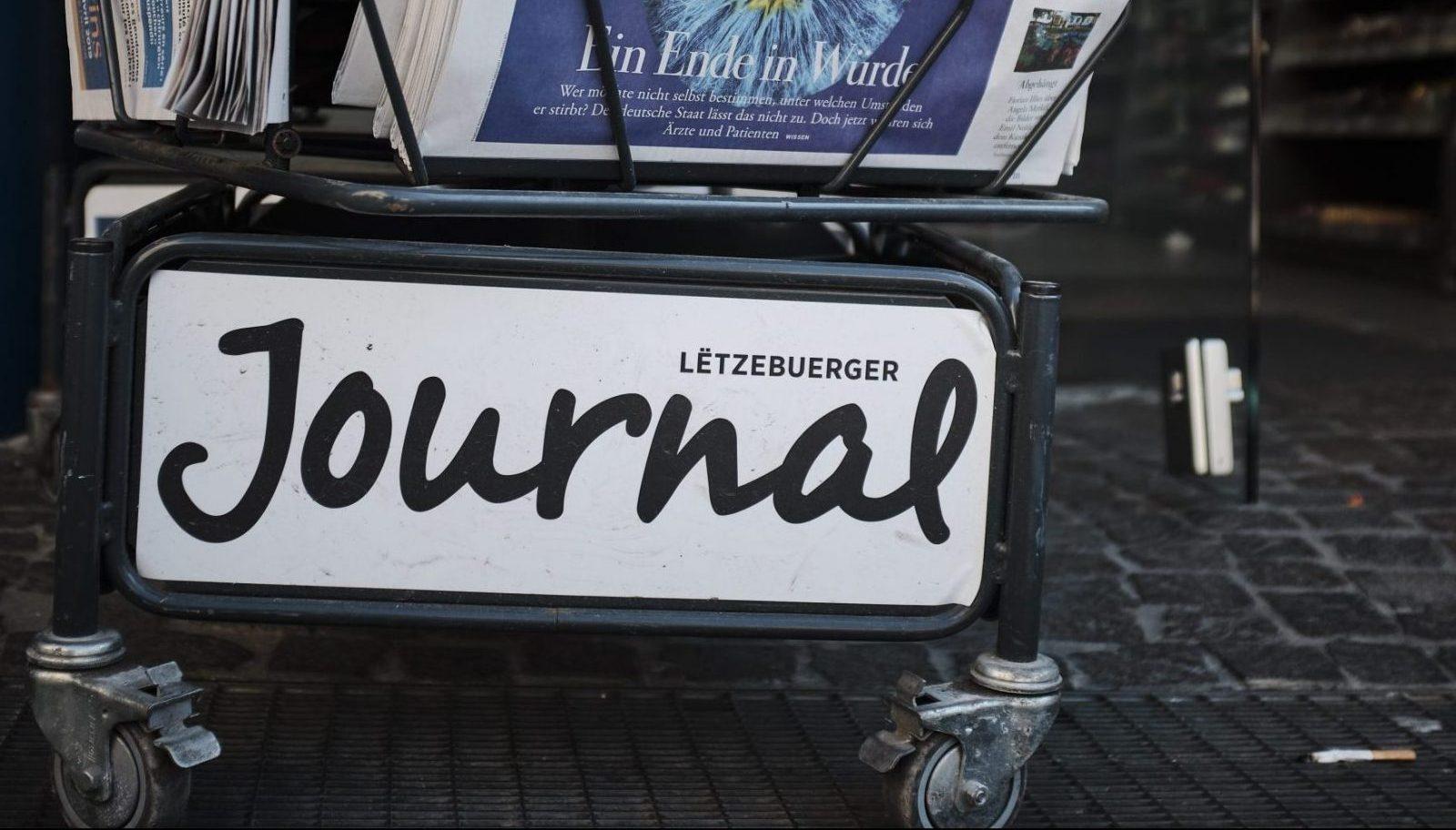 Lëtzebuerger Journal: Digitaler Befreiungsschlag in der Krise - Reporter.lu
