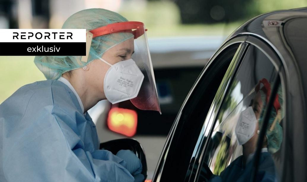 Mangelhafte Masken aus allen Testzentren zurückgezogen - Reporter.lu