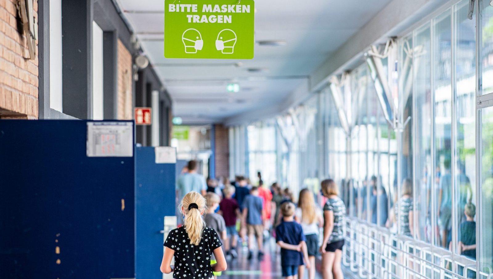 Infektionspotenzial in Schulen: Das Risiko schwebt in der Luft - Reporter.lu