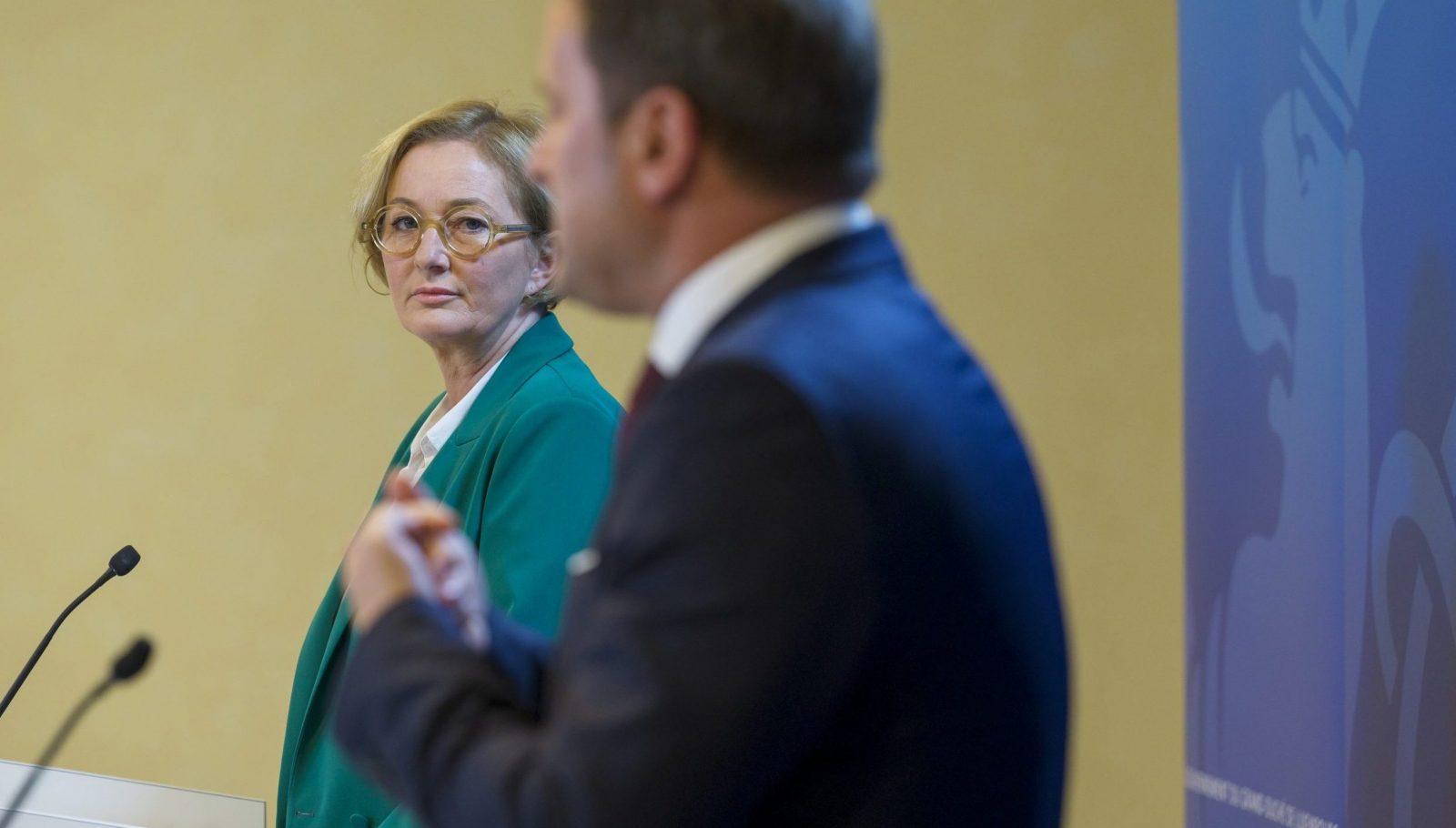 Strategiewechsel der Regierung: Luxemburgs Sonderweg in der Pandemie - Reporter.lu