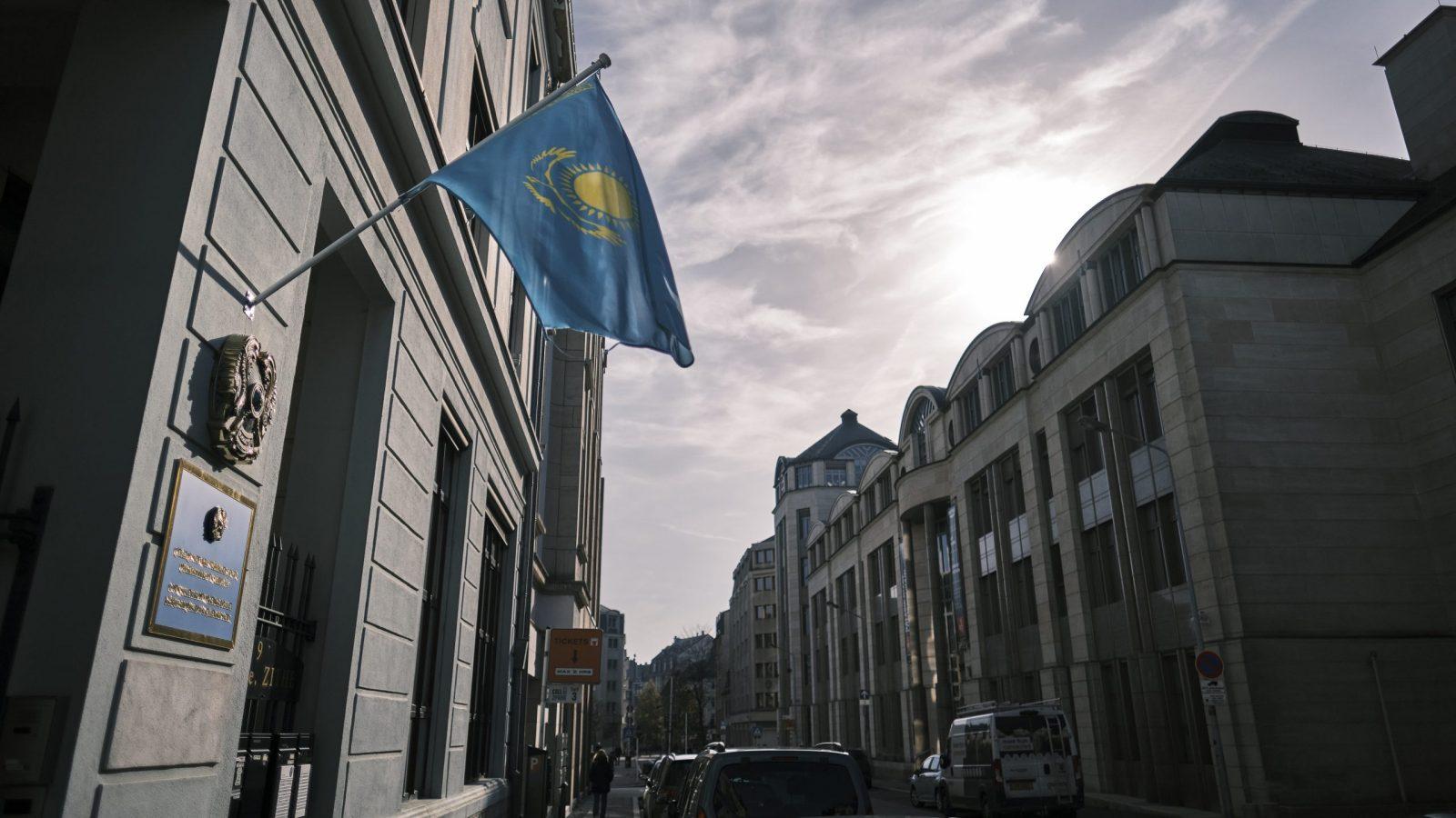 Kasachstan-Connection: Ein Diktator, Oligarchen und Luxemburger Briefkasten - Reporter.lu