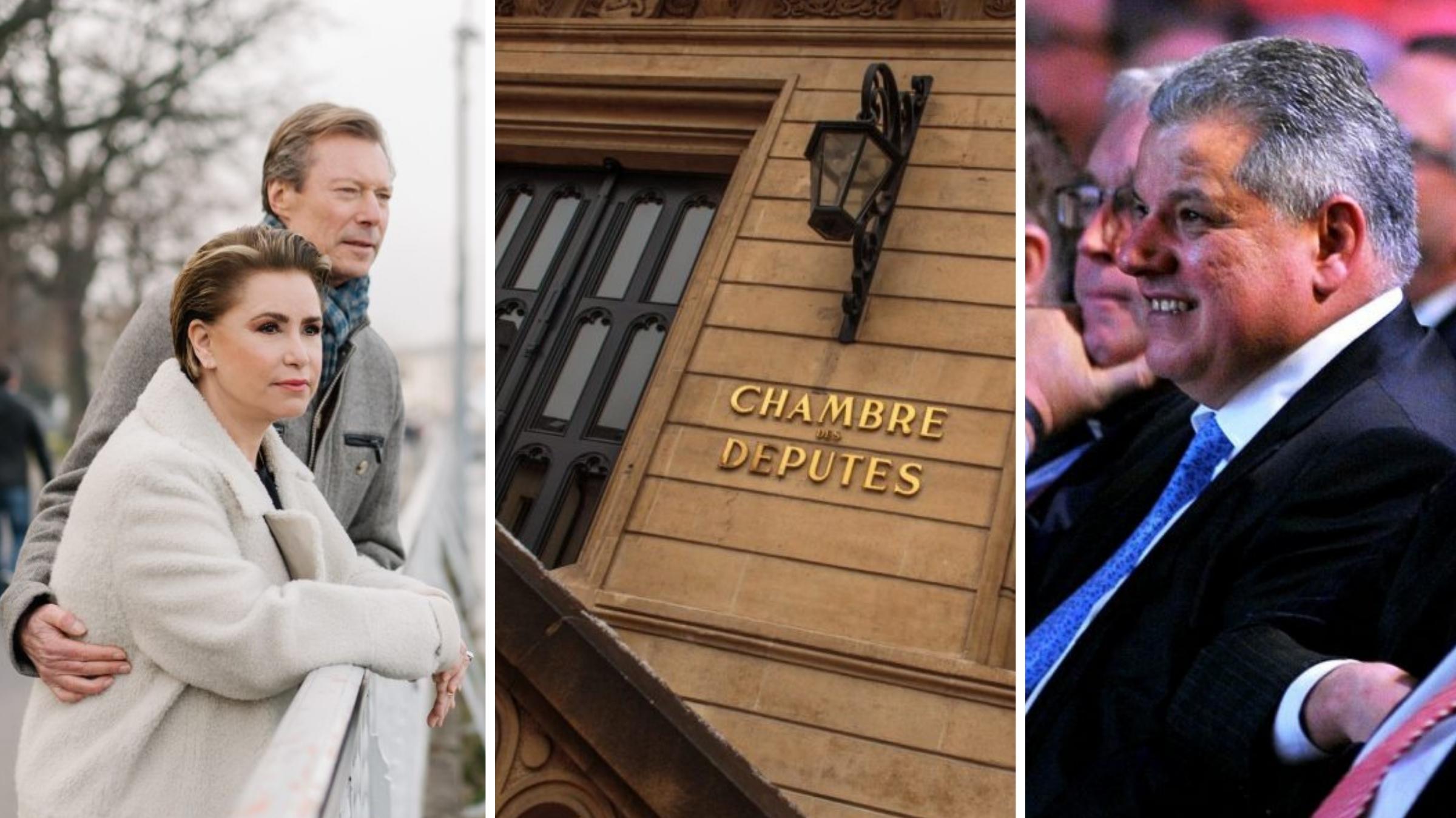 Best-of Februar: Nebenjobs im Parlament, Beccas Steuersorgen und der Waringo-Bericht - Reporter.lu