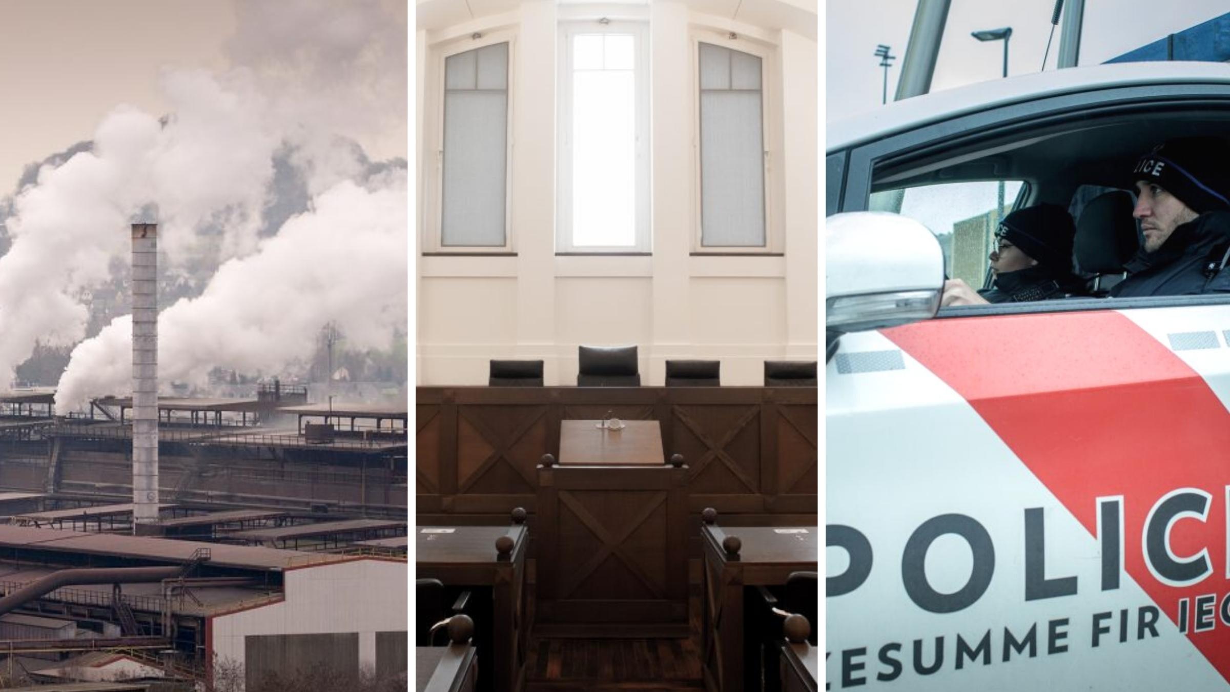 Best-of Januar: Illegaler Giftmüll, Reformverlierer und ein Staranwalt auf Abwegen - Reporter.lu