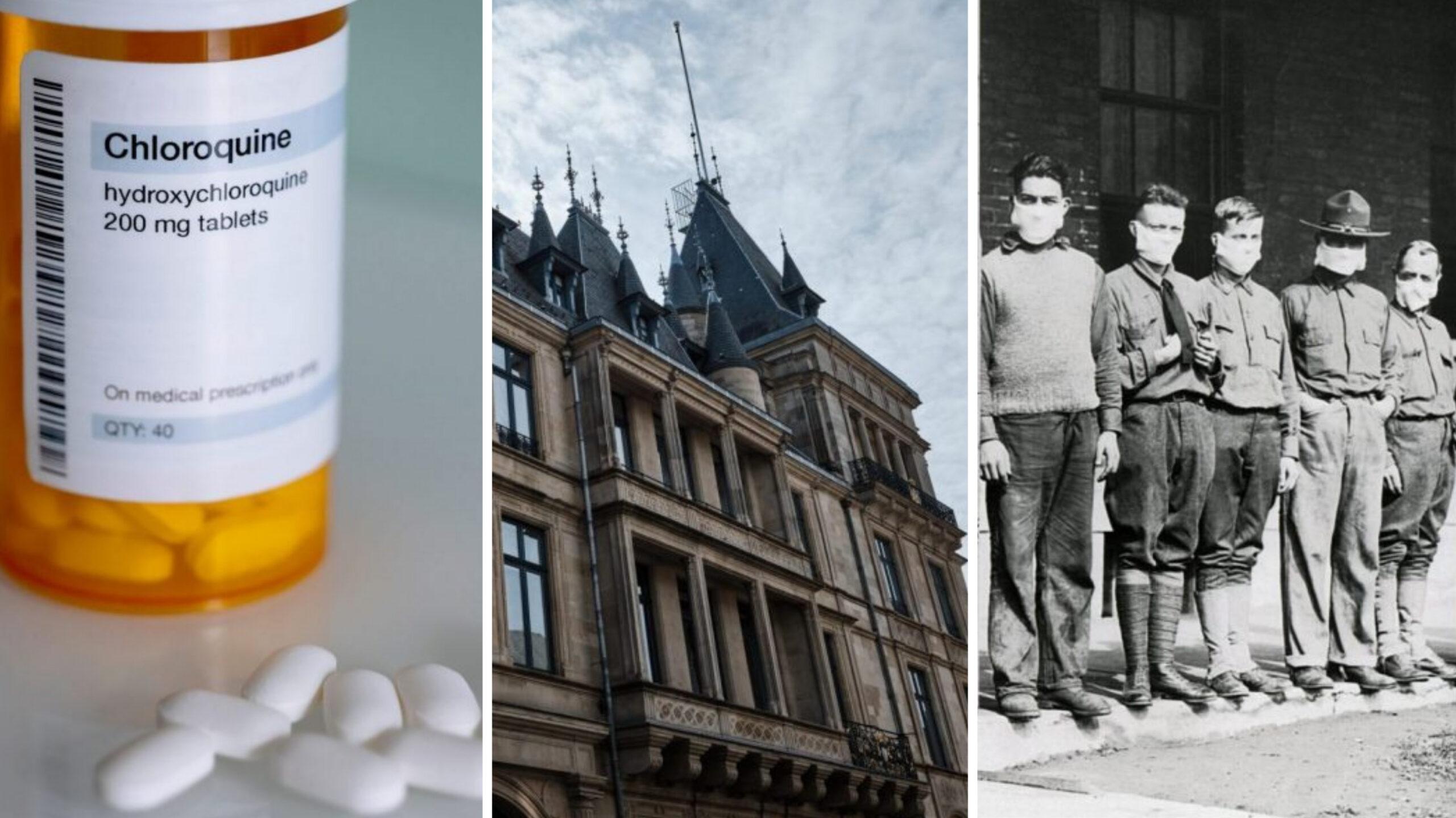 """Best-of April: Ermittlungen am Hof, ein umstrittenes """"Wundermittel"""" und die andere Pandemie - Reporter.lu"""